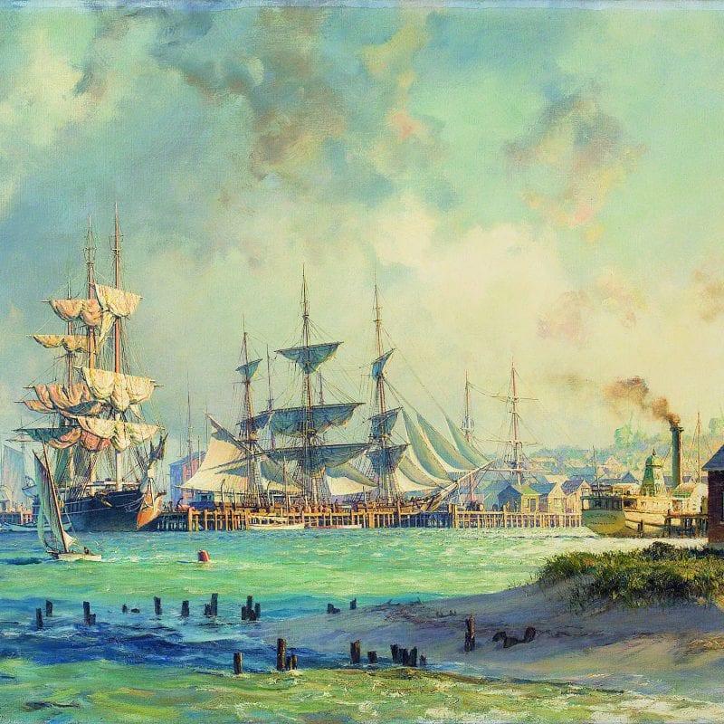 Steamship Lines