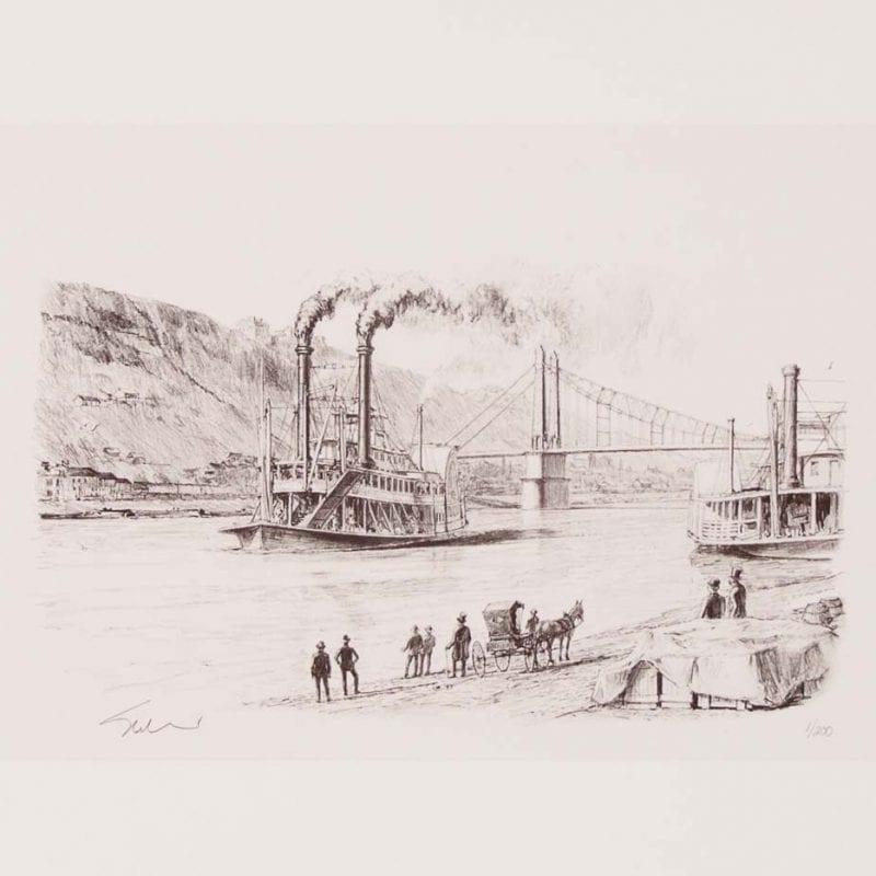Pittsburgh, Point Bridge