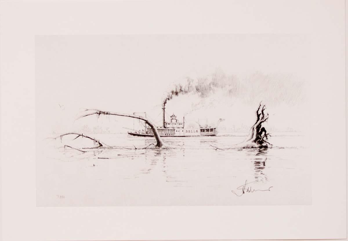 Steamboat Belle